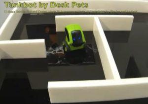 Desk Pets Tank Bot