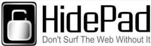 Hidepad iPad VPN Protection