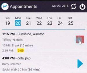 Pet Cloud mobile app