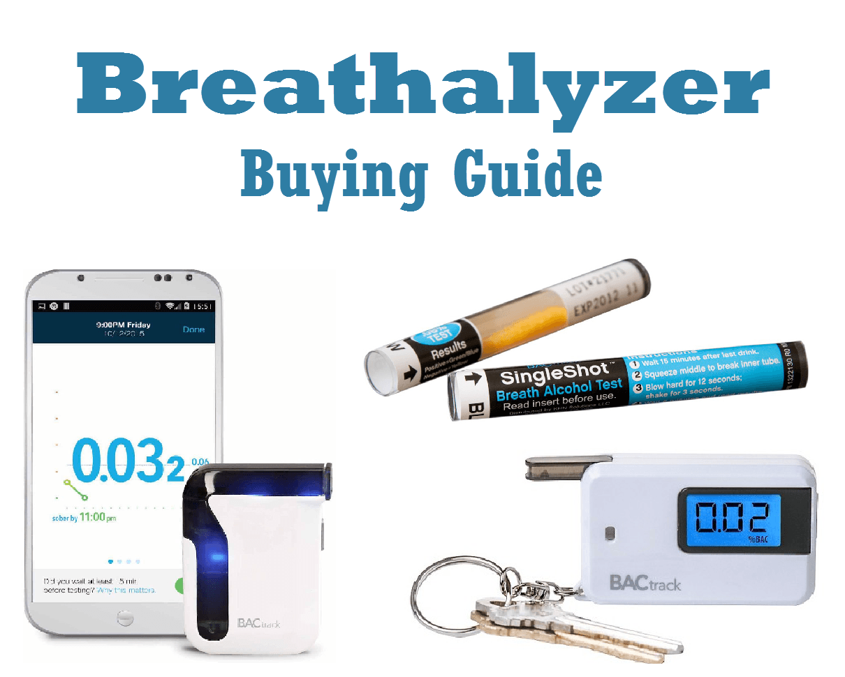 Breathalyzer Buying Guide