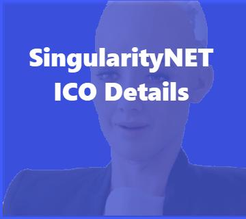 SingularityNET ICO Details