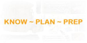 Pandemic - know, plan, prep